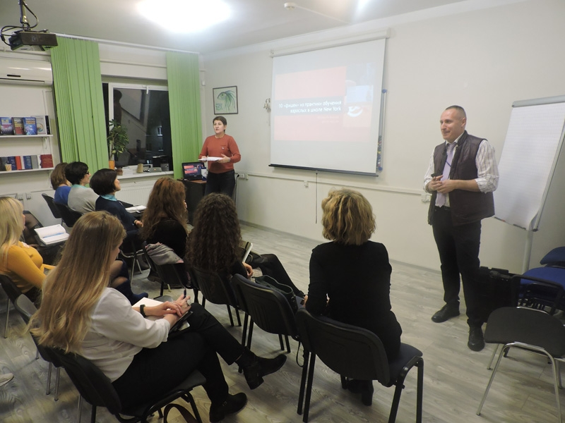 мастер-класс Вадима Балясникова 30 января