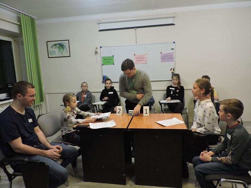 Поединки за детей 08 февраля