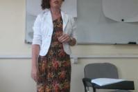 Мария Бессонова, бизнес-тренер, финалист Первого конкурса бизнес-тренеров Краснодарского края