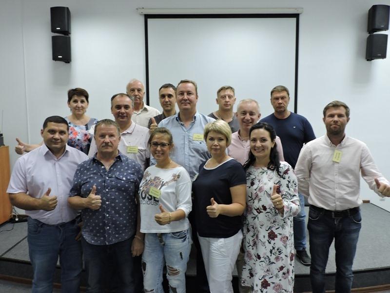 25-26 августа 2018 Компания Текс Репаблик