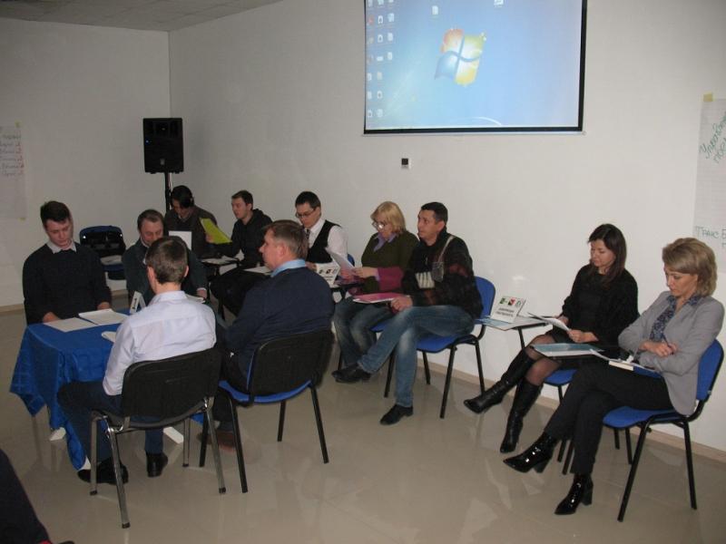 Тренинг «Управленческий поединок» в г. Новороссийске