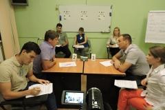 Тренировочные управленческие поединки