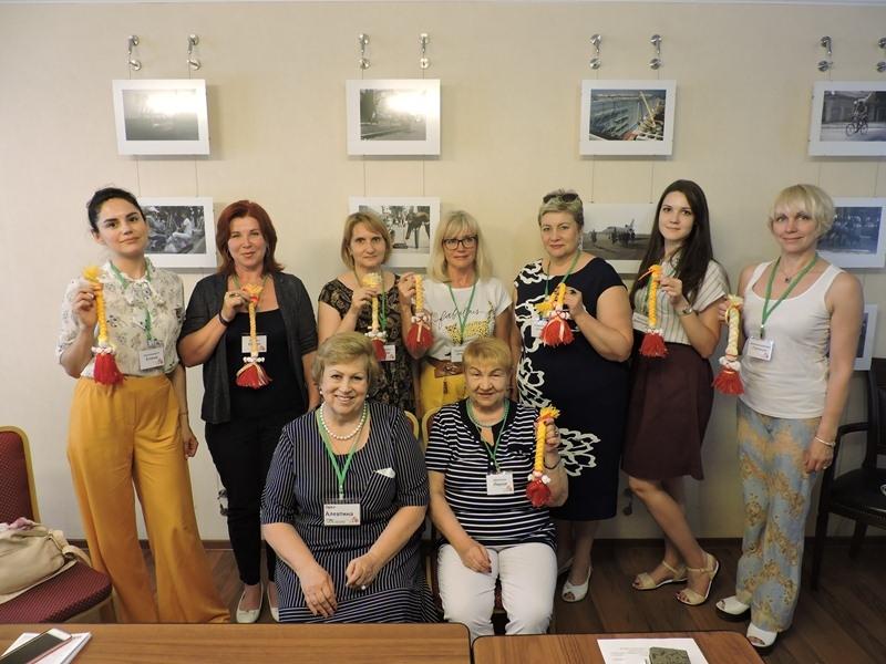 Фестиваль памяти Марины Корецкой Опережая времена 2019