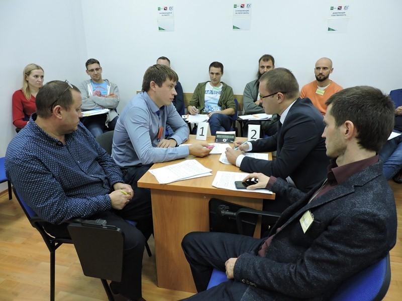 Встреча в Клубе Сразу Да 2018-10-24