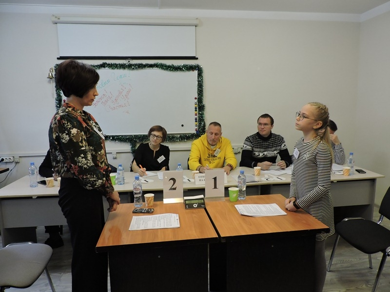 Турнир Школьники VS Профессионалы 2020