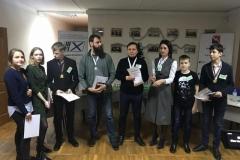 Турнир Школьники vs Профессионалы 2019-01-12